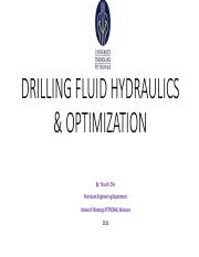 chapter 6.2Hydraulics Optimization Criteria_Part 1_NEW