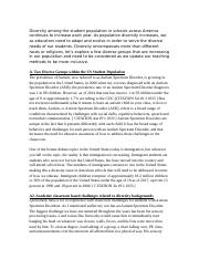 Cultural Studies and Diversity Task 2.docx