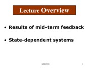 18 State Dependent Systems 2 (2)