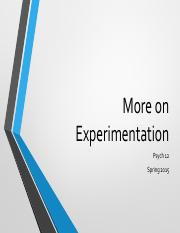 Lecture 14 - More on Experimentation_One factor designs.pdf