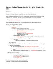 Lecture Outline Monday October 26.docx