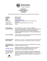 S1-Course-Outline-COMM207-Fall2013