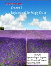 logistics&scm-Chapter1