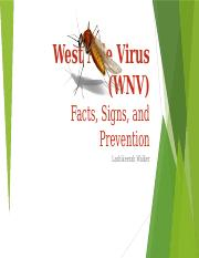 Lab 1-2 West Nile Virus.pptx