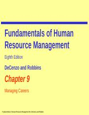 HRM Chapter 09