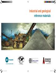 LGC Standards - Geological and industrial