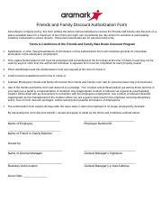 Ritz Letter - Room Rate Discount Authorization Form According to ...