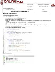 Week006-LabExercise-ProceduralProgramming.docx