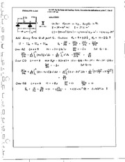 1394_Mechanics Homework Mechanics of Materials Solution
