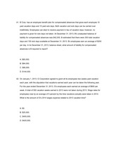 Chapter 13 - Test Bank 13