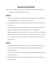 The Great Work Chapters 4,6,7 Notes.docx