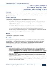 NR305_Discharge_Teaching_Plan_Guidelines_7-5-16.docx