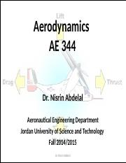 Chapter 2- Aerodynamics-some fundamental principles and equations.pptx