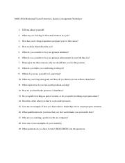 MAR- Interview Questions.docx