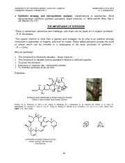 Synthesis and retrosynthesis Organic Chemistry.pdf