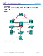 ccna security 2 0 lab manual ccna security 2 0 instructor packet rh coursehero com CCNP Lab Workbook CCNP Route GNS3 Labs