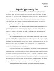 Equal_Opportunity_Act