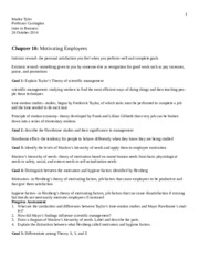 business fall 2014 chapters 10-18 (no 12)