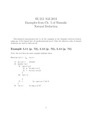 Problem 1 Solutions