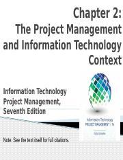 02 The Project Management and Information Technology Context (1).pptx