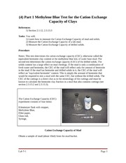 13 Lab 4-1 Cation_Exchange_Capacity_of_Clays