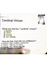 Virtues Notes