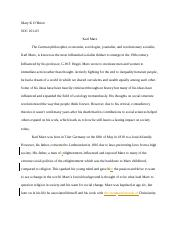 obrien research paper
