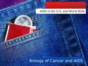 Lecture 29 - AIDS in the US and World Wide
