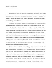 Sample Essay