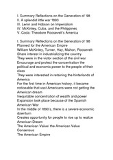History 1810E Class Notes Chapter 12