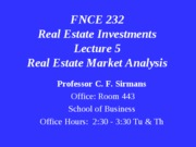 Lecture+5+FNCE+232+Market+Analysis