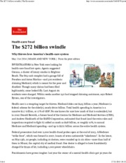 The $272 billion swindle _ The Economist