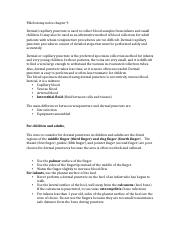Phlebotomy chapter 9 PP notes.docx