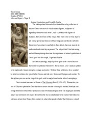 odysseus and his false heroism essay