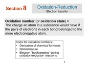 08-G1 Oxidation-Reduction