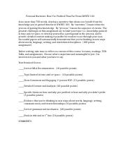 Personal Narrative Instructions and Grading Criteria (1).docx