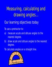Protractor usage.ppt