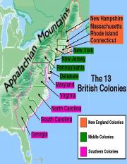 1.2 Southern ,New England,  Middle Colonies (1).pptx