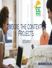 PM301E_B - The contect of projects S1