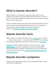 What is bipolar disorder.docx