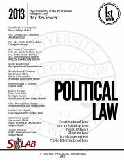 Political Law Reviewer - UP.pdf