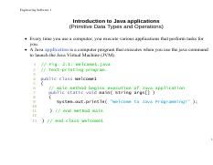 01b Introduction to Java applications