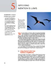 ch05 Applying Newton's Laws