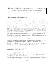 lecture12_Multiple_Random_Variables_and_Independence