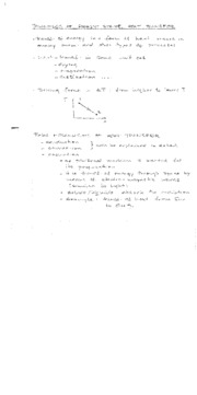 Speration Process notes 1