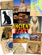 Pagano Ancient Egypt Project