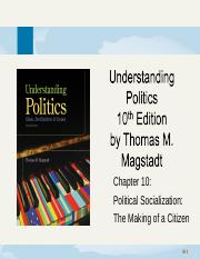 chapter10-PoliticalSocializations_TheMakingOfACitizen.ppt