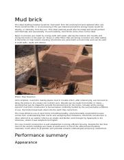 Mud brick.doc