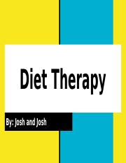 Diet Therapy.pptx