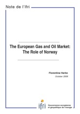 European Gas and Oil market